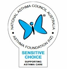 Asthma Foundation - Sensative Choice